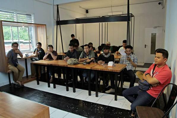 work shop pengenalan regulasi dan video graphy editing