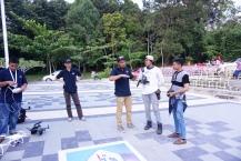 workshop easy drone diliput oleh net tv